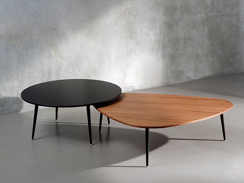 Coffee Table Soho Round By Coedition Studio Design