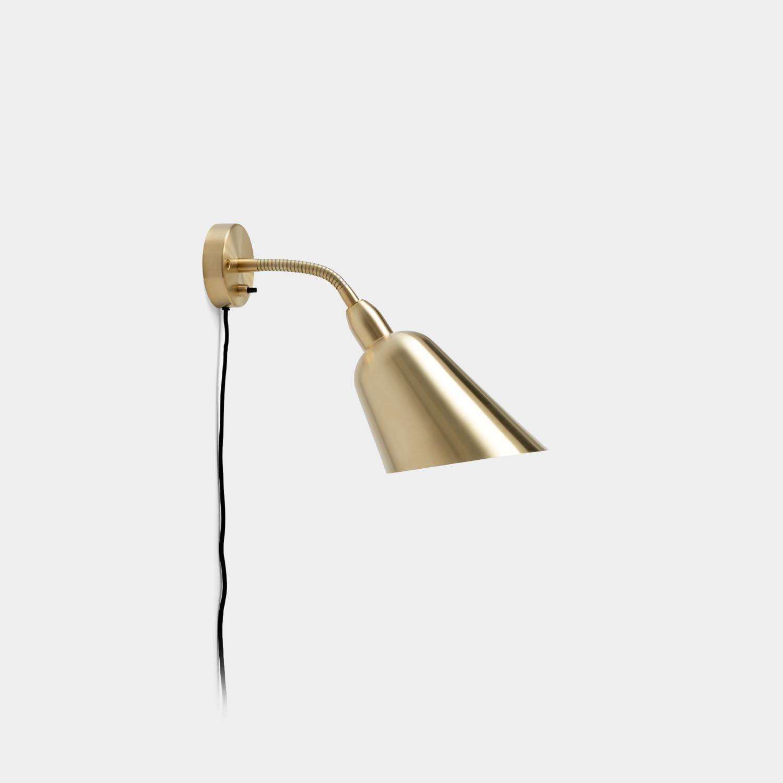 Bellevue Wall Lamp AJ9, Brass