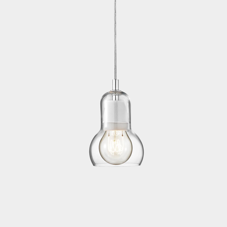 Bulb Pendant SR1, Clear Cord