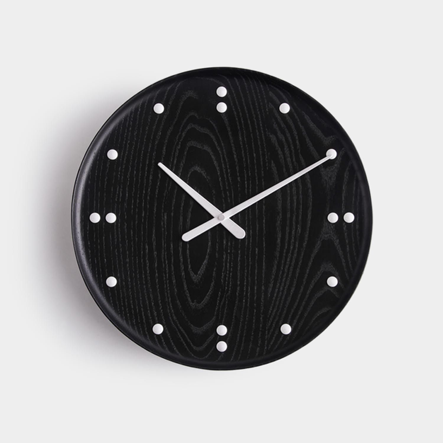 FJ Clock, Black