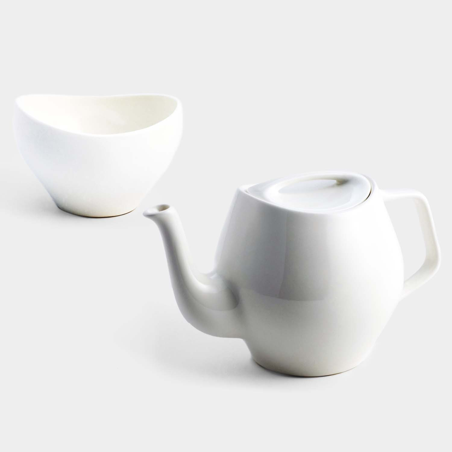 Teapot and Sugar Bowl FJ Essence