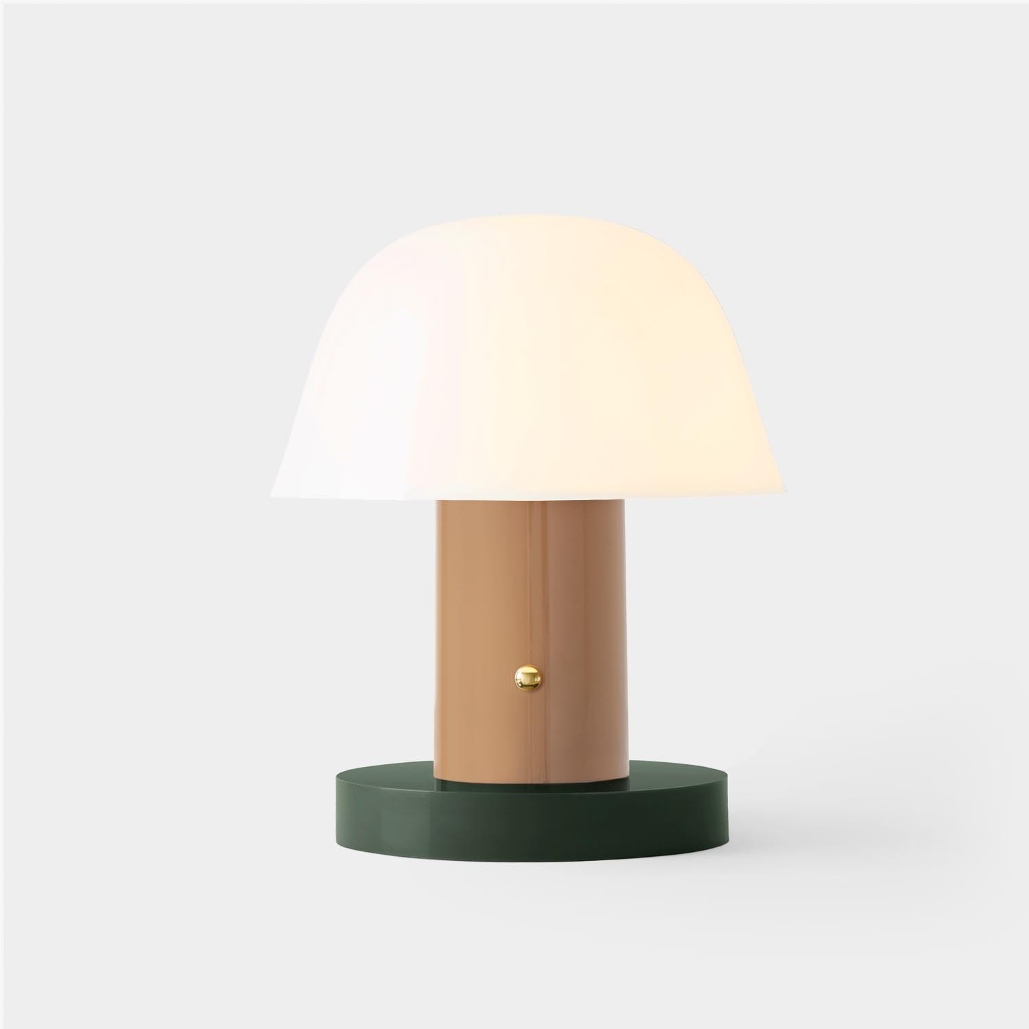 Setago Portable Lamp JH27, Nude & Forest