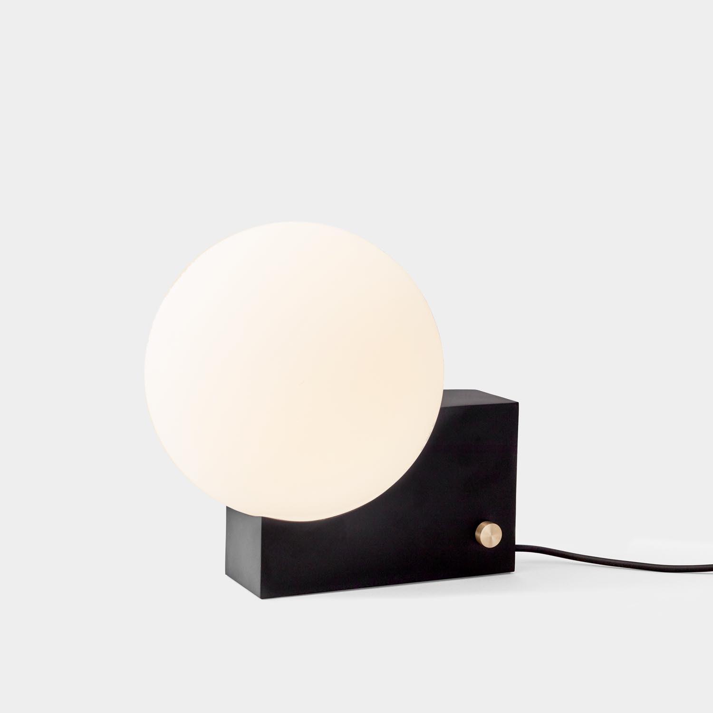 Journey Table Lamp SHY1, Matte Black