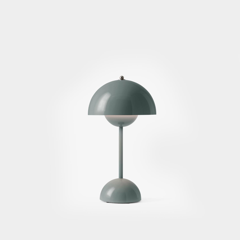Flowerpot VP9 Portable table lamp