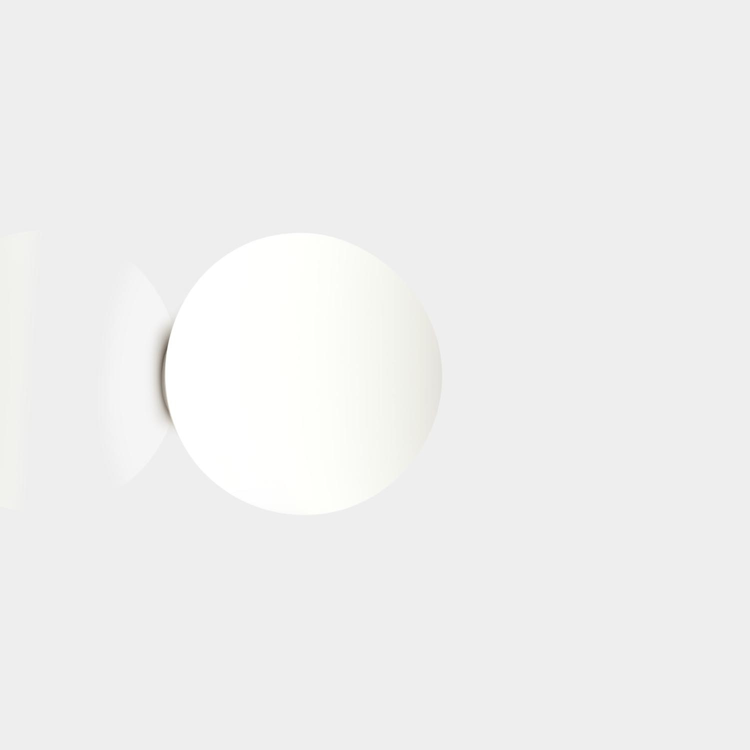 Wall/Ceiling Lamp Dioscuri