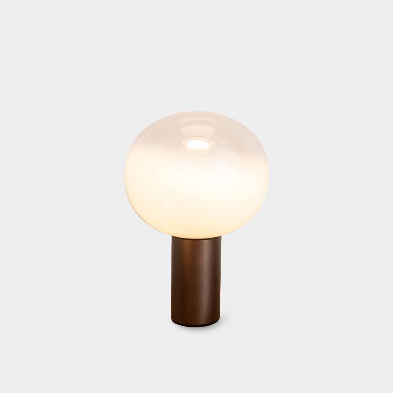 Table Lamp Laguna, Bronze