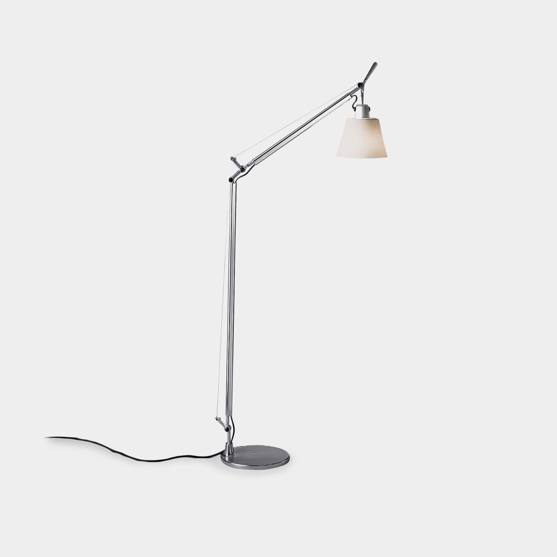 Floor Lamp Tolomeo Shade