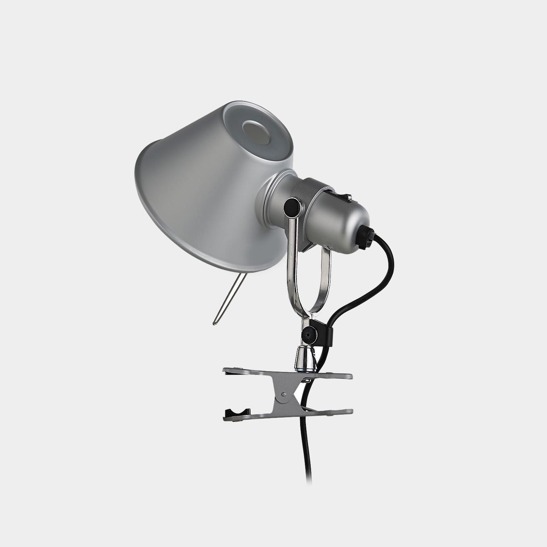 Clip Spot Lamp Tolomeo