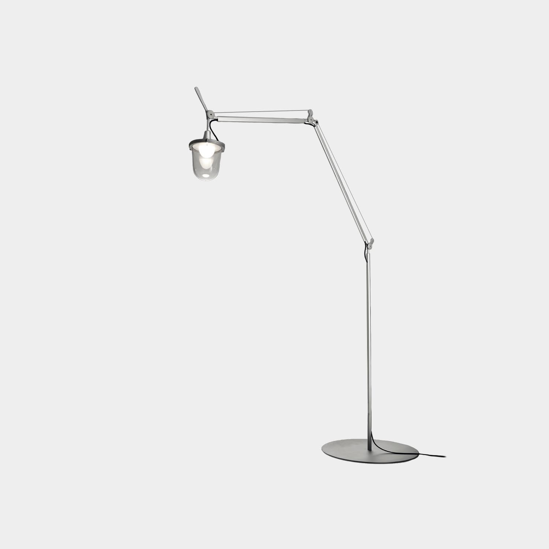 Outdoor Floor Lamp Tolomeo Lantern