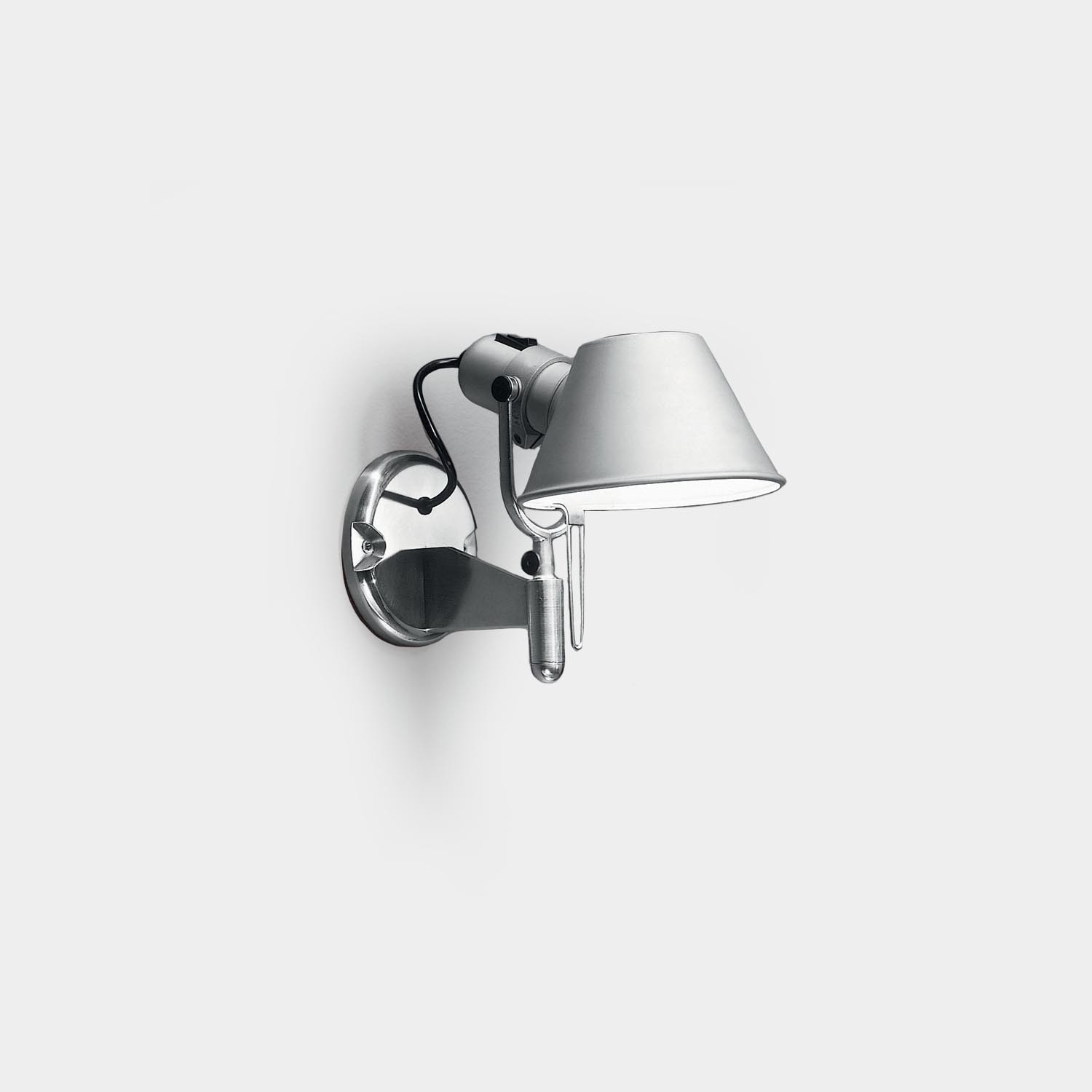 Wall Spot Lamp Tolomeo with Switch
