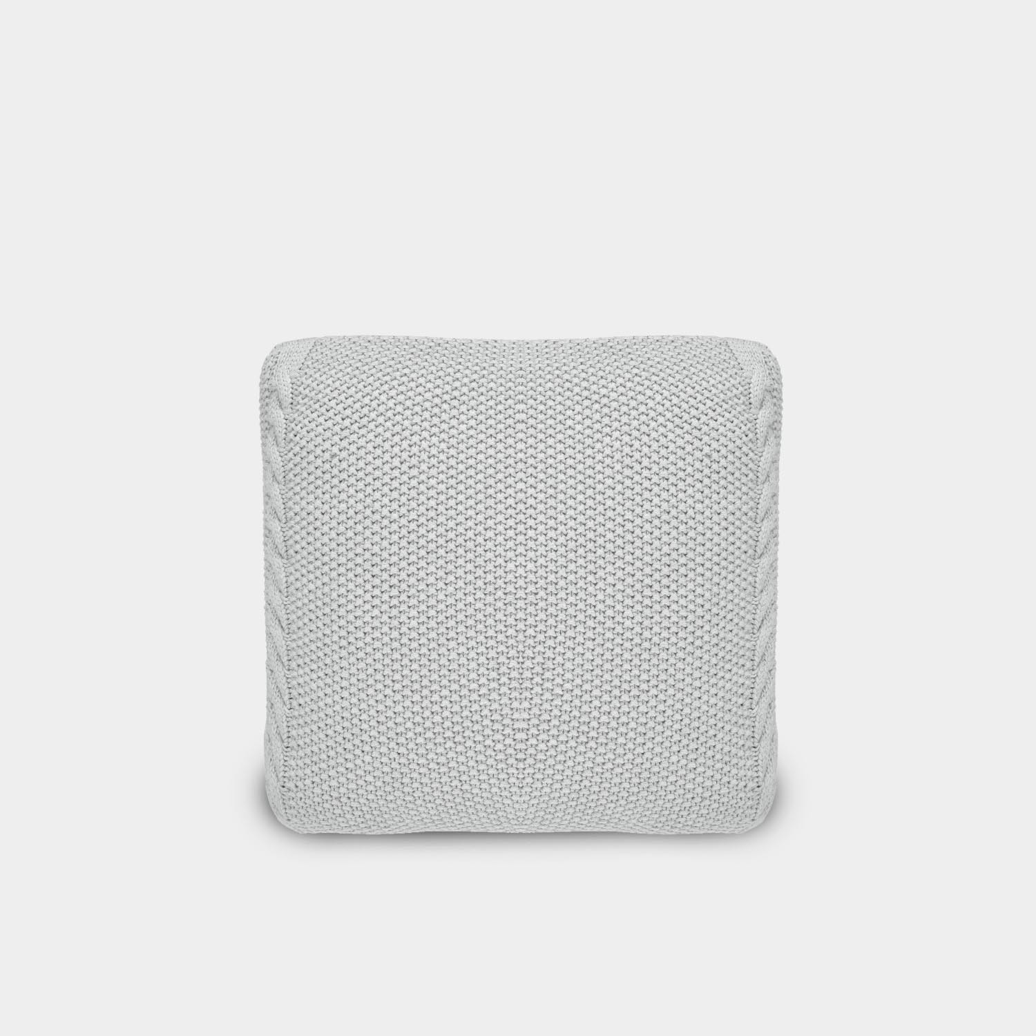 North Cable Pillow Cover Square