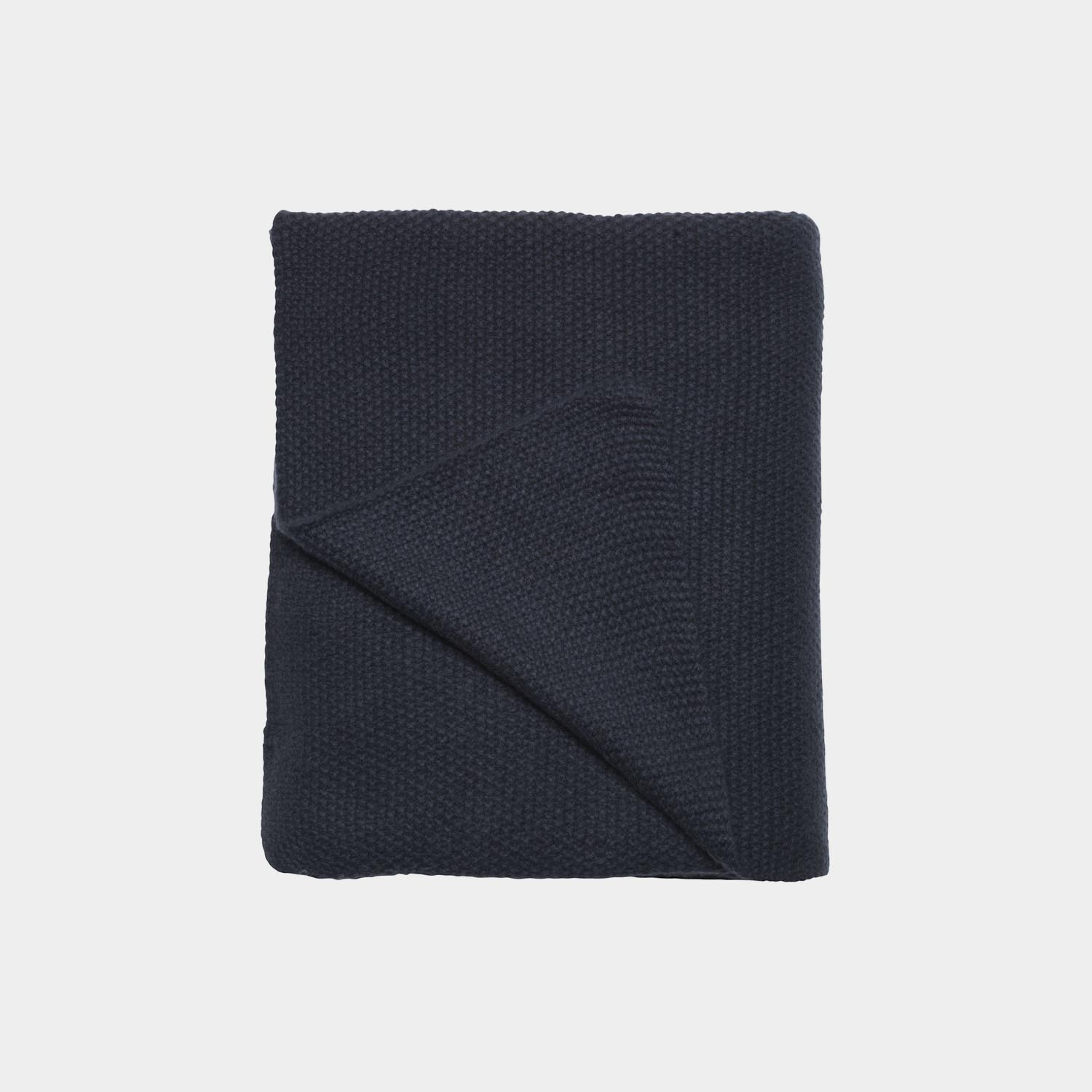 Freja Throw, Dark Gray