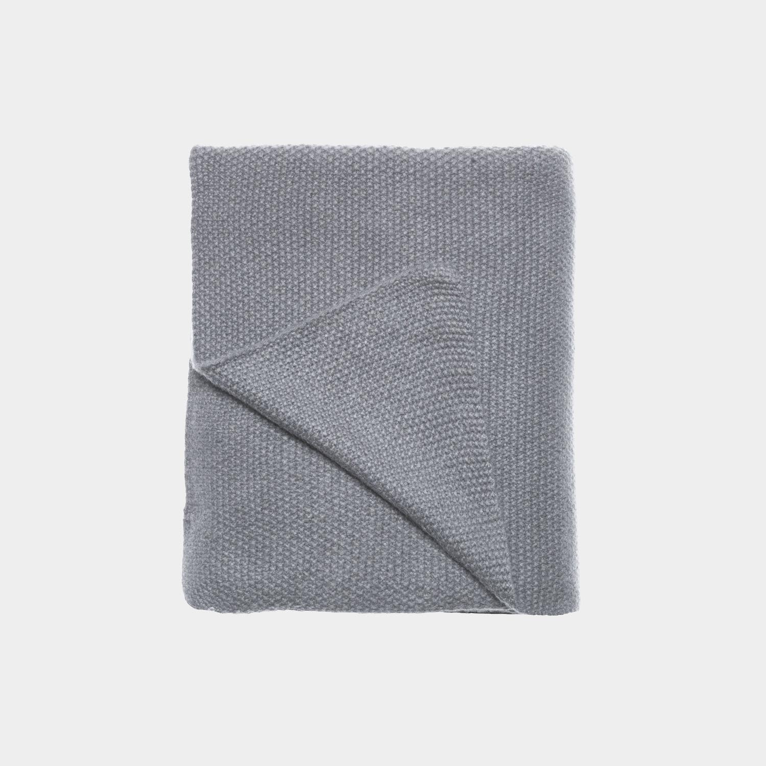 Freja Throw, Gray