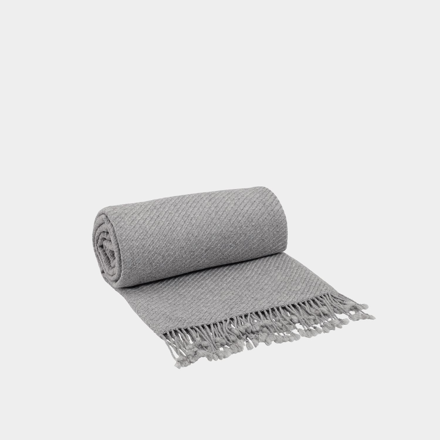 Susan Throw, Dark Gray