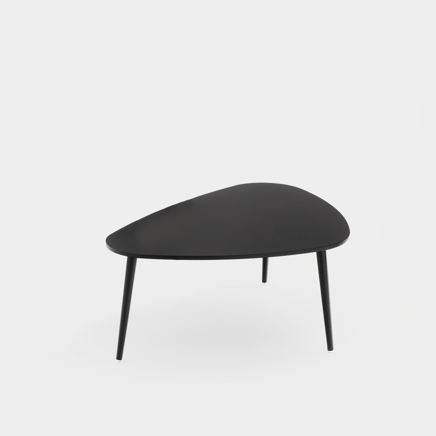 Triangular Coffee Table SOHO, Black