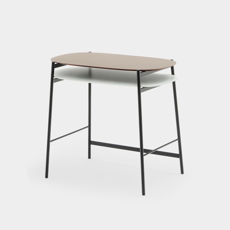 Desk SHIKA, Black Base
