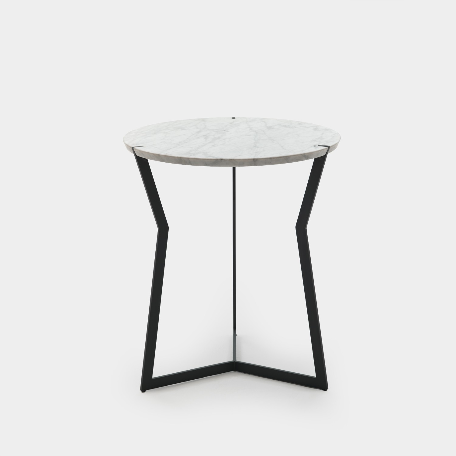 Side Table STAR, Carrara Marble