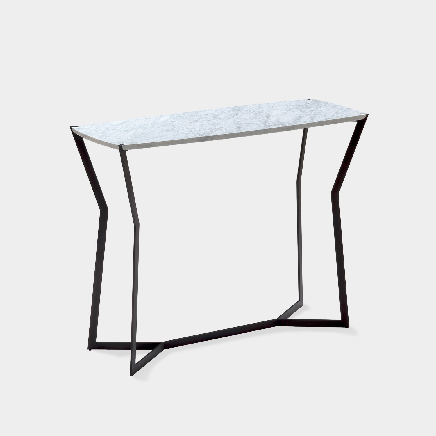 Console Table STAR, Carrara Marble