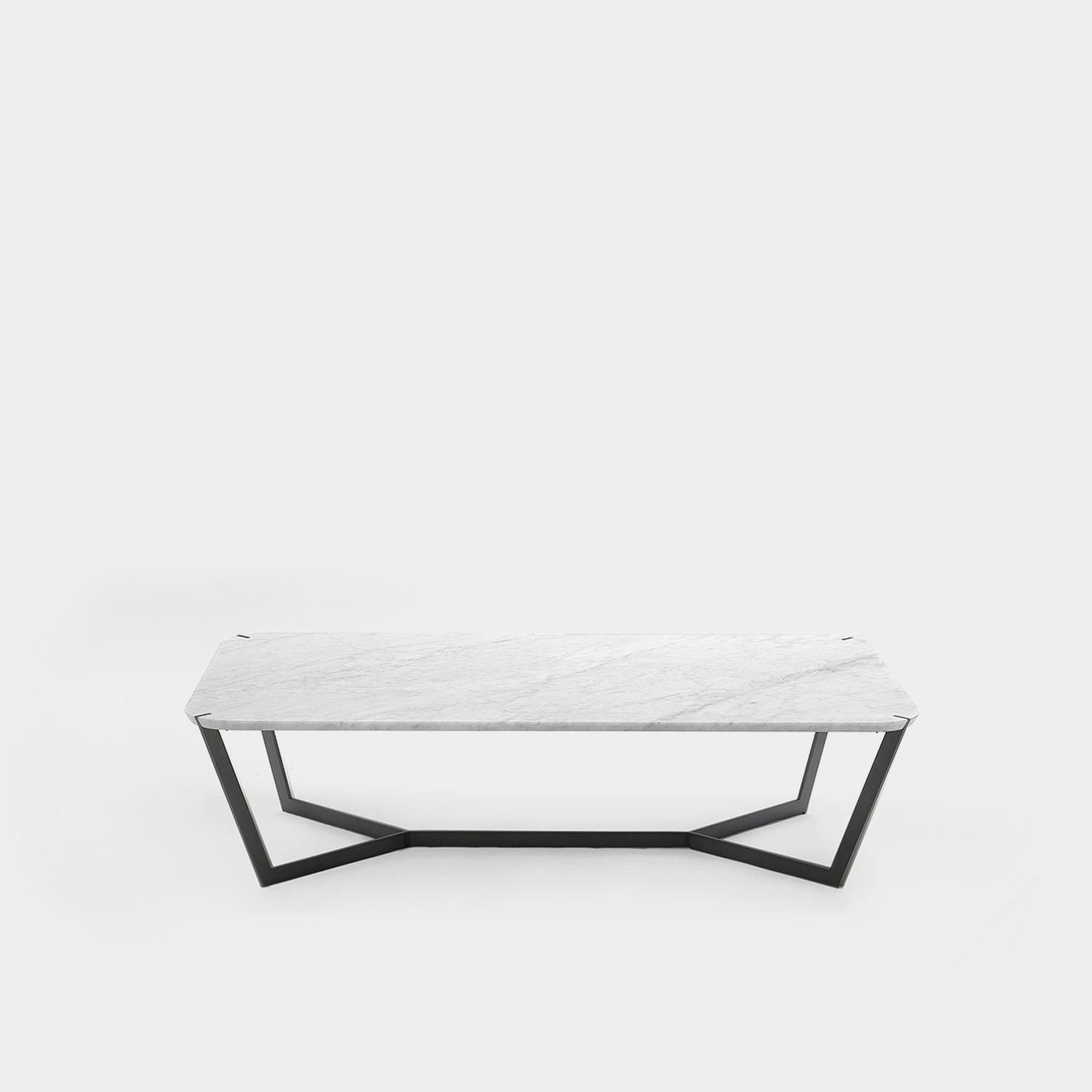 Coffee Table STAR, Carrara Marble
