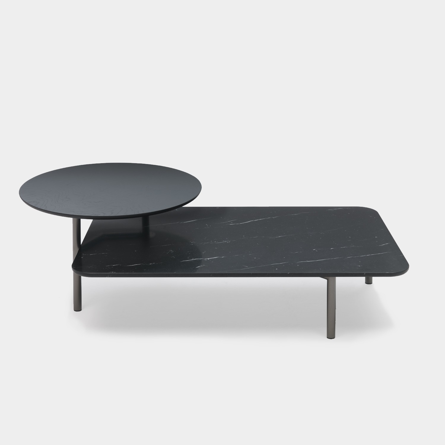 Coffee Table BITOP Black Marble