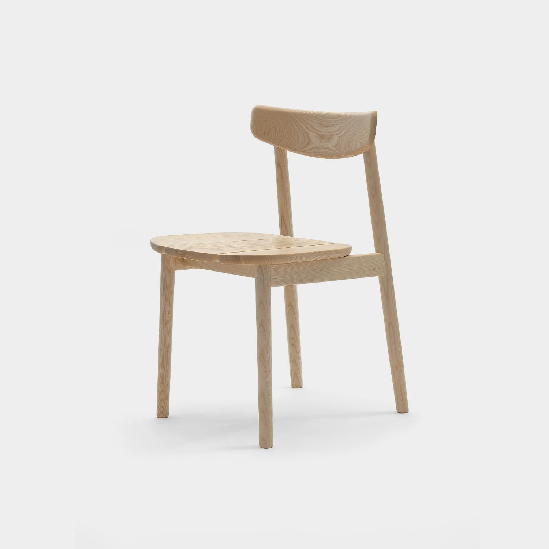 Klee Chair, Natural Oak