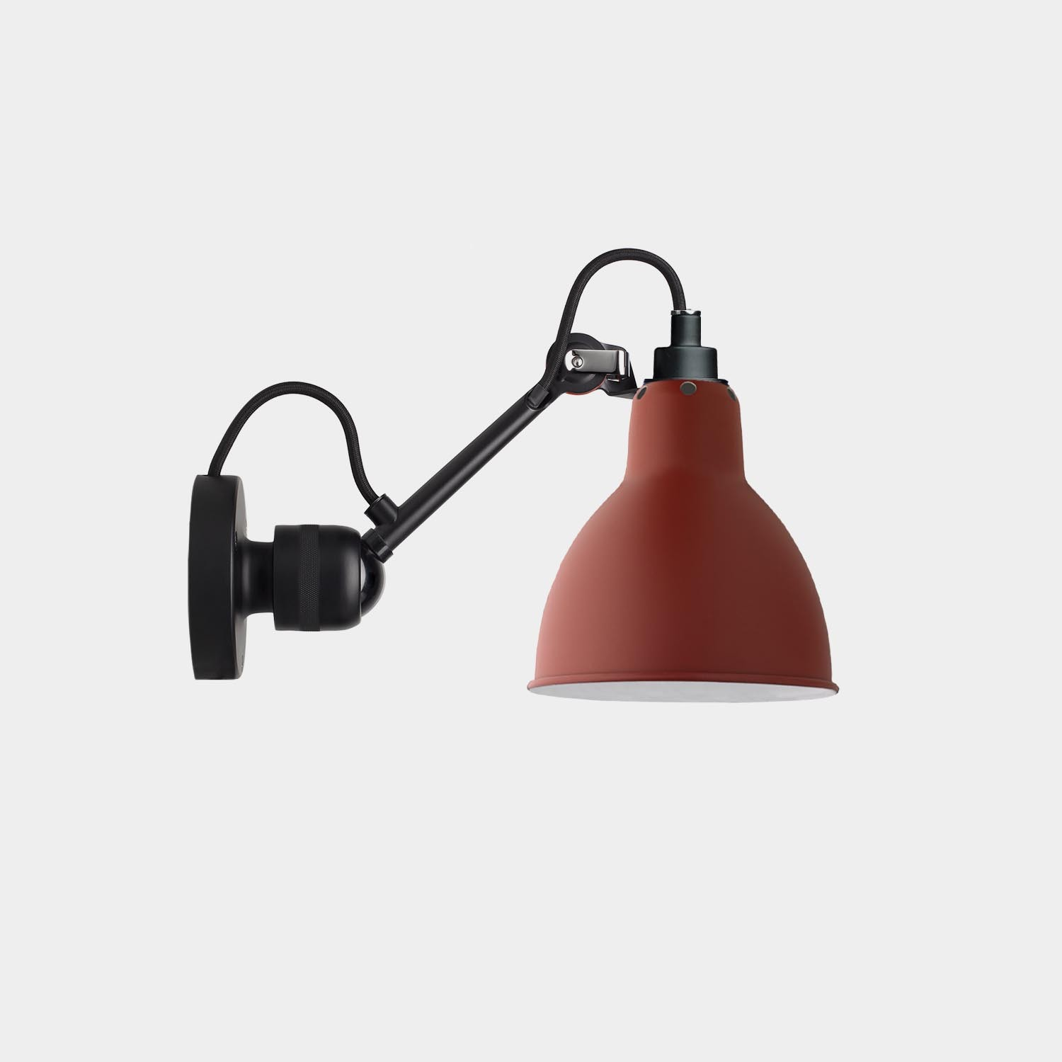 Wall Lamp Gras 304, Red