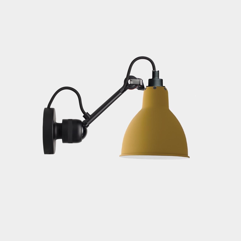 Wall Lamp Gras 304, Yellow