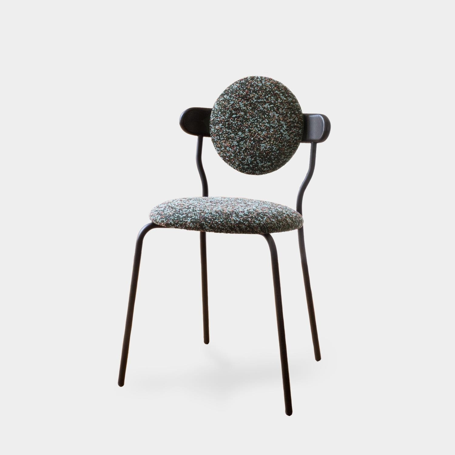 Planet Chair, Abysse Piazza Upholstery