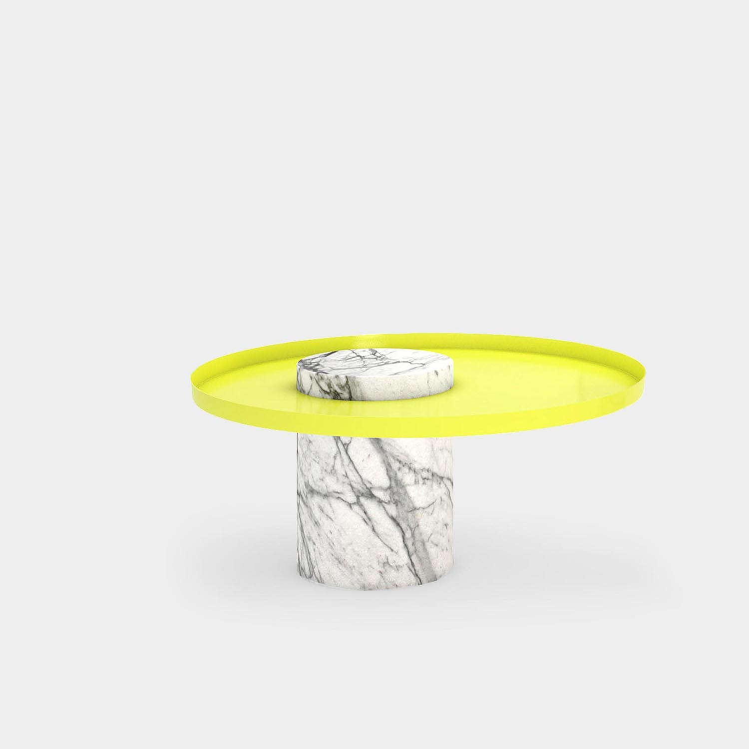 Salute Side Table, Low