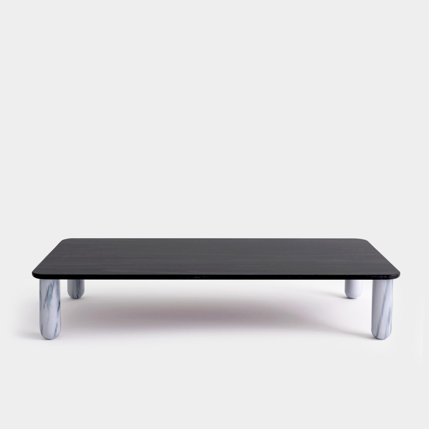 Sunday Wide Coffee Table, Long