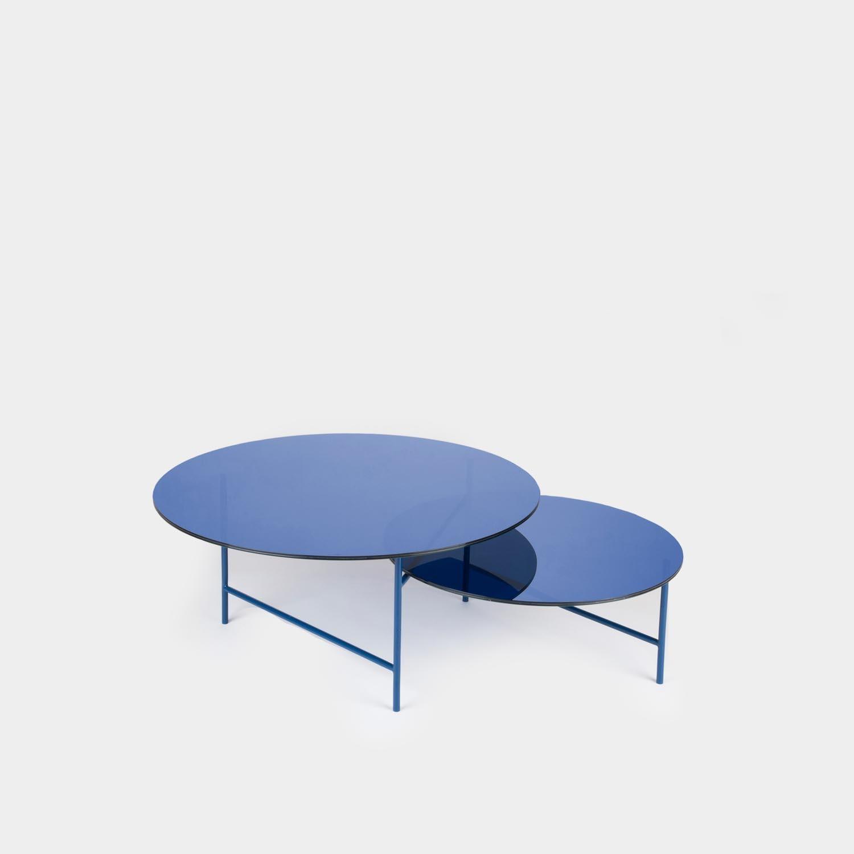 Zorro Coffee Table, Blue