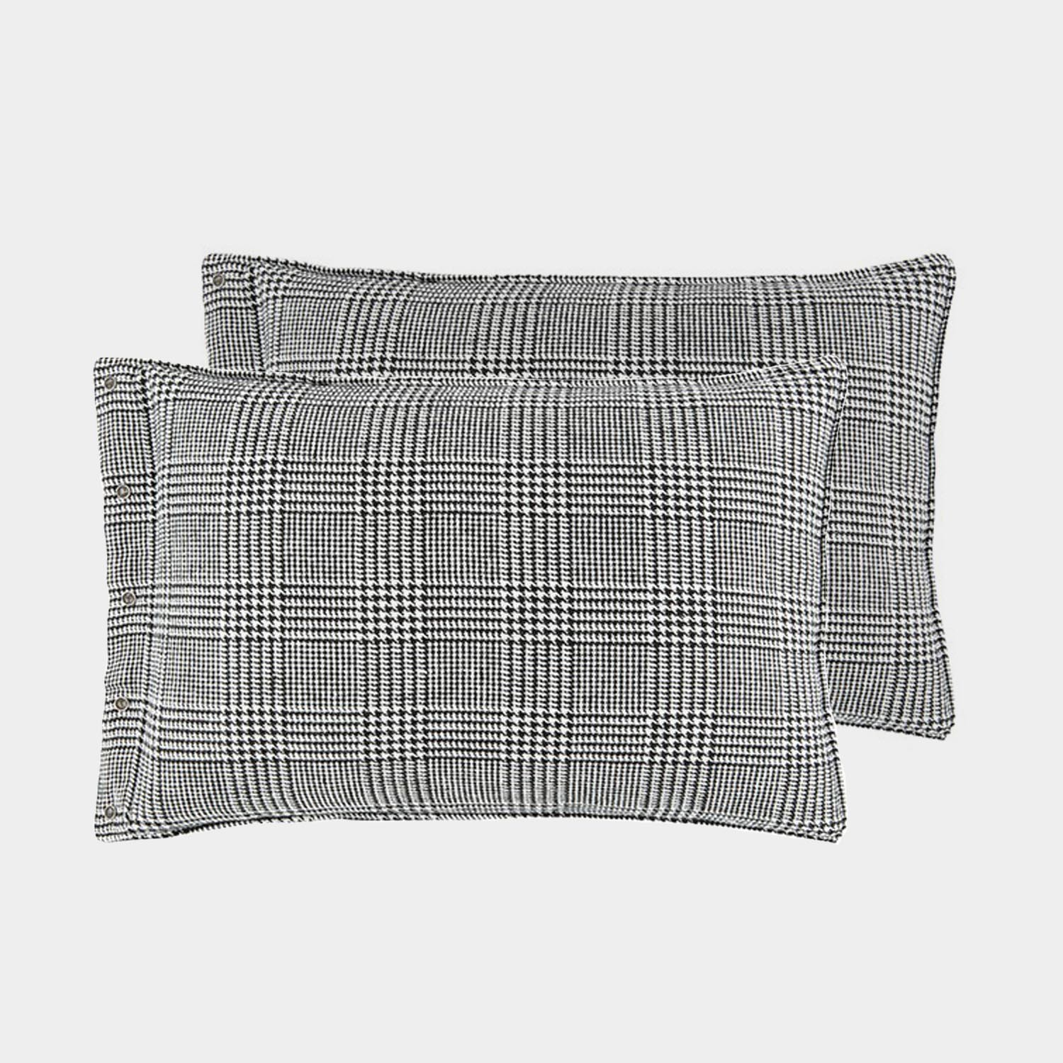 Pair of Edouard Linen Cushion Covers