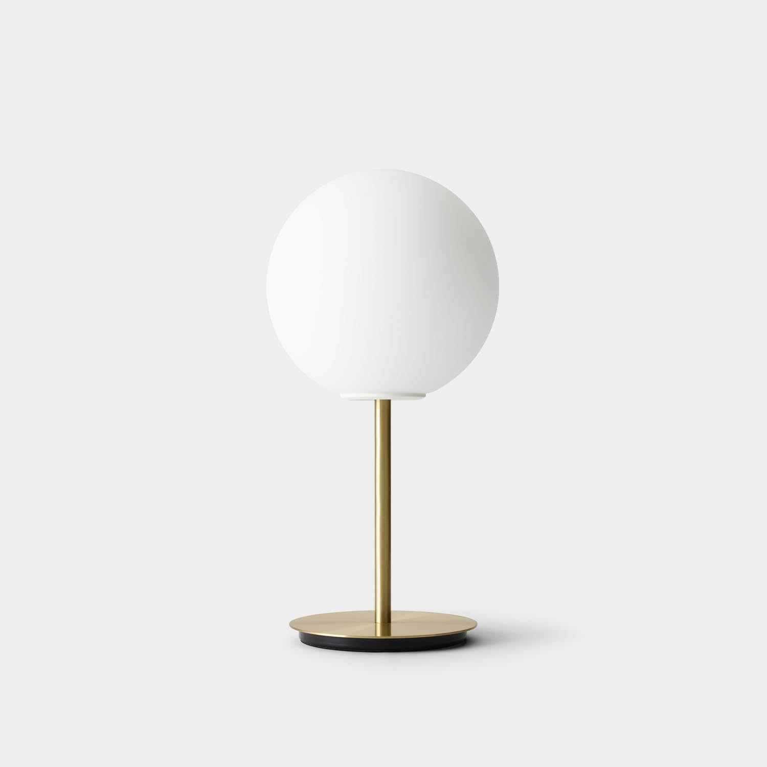 TR Table Lamp, Brushed Brass