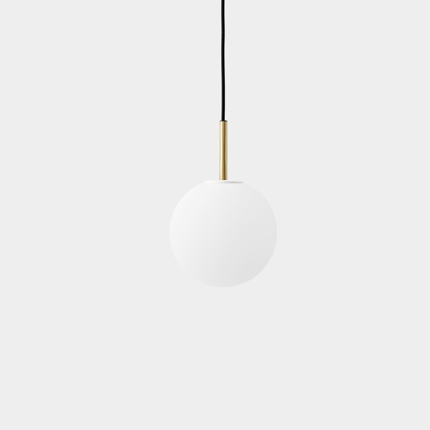 TR Pendant, Brushed Brass