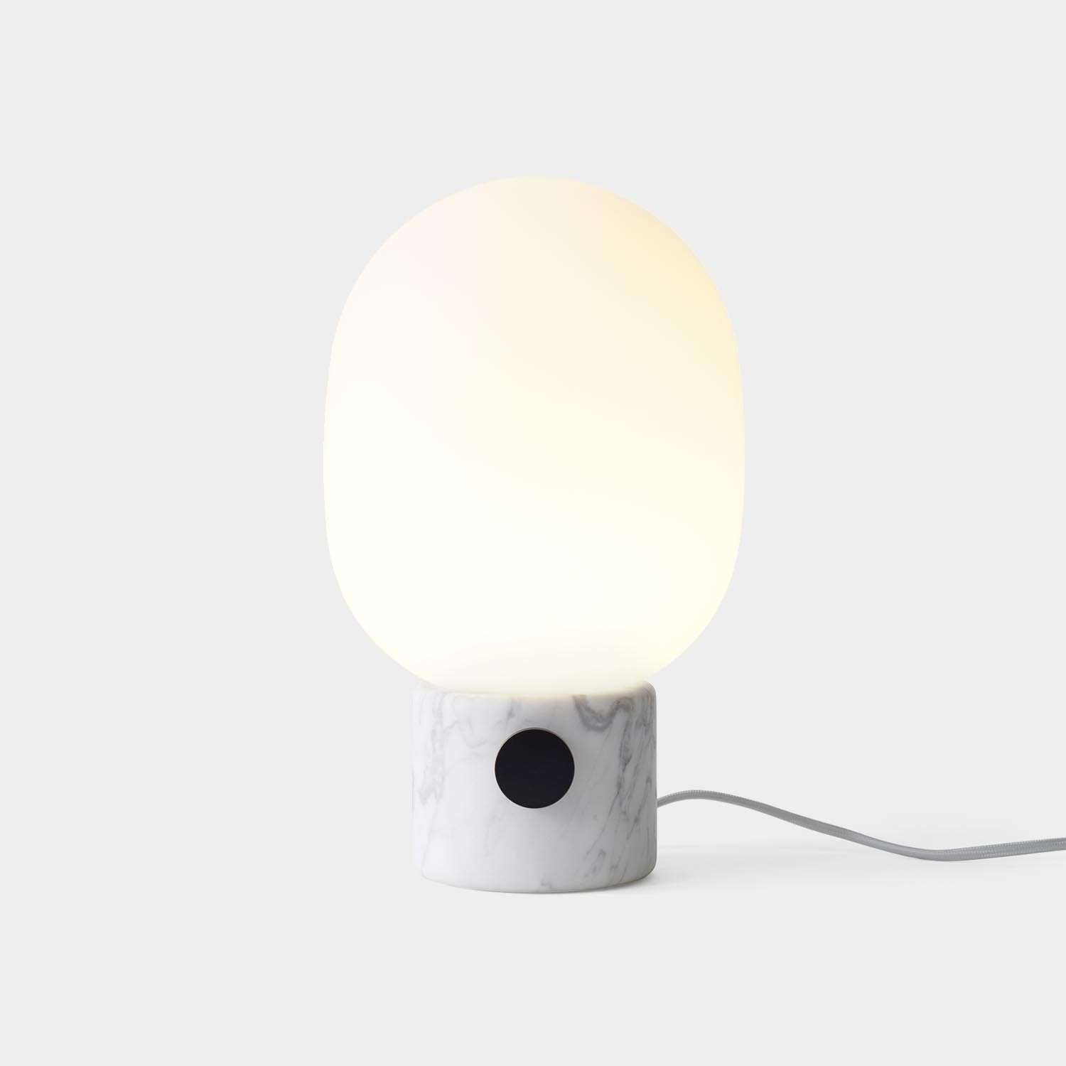 Table Lamp JWDA, Carrara Marble
