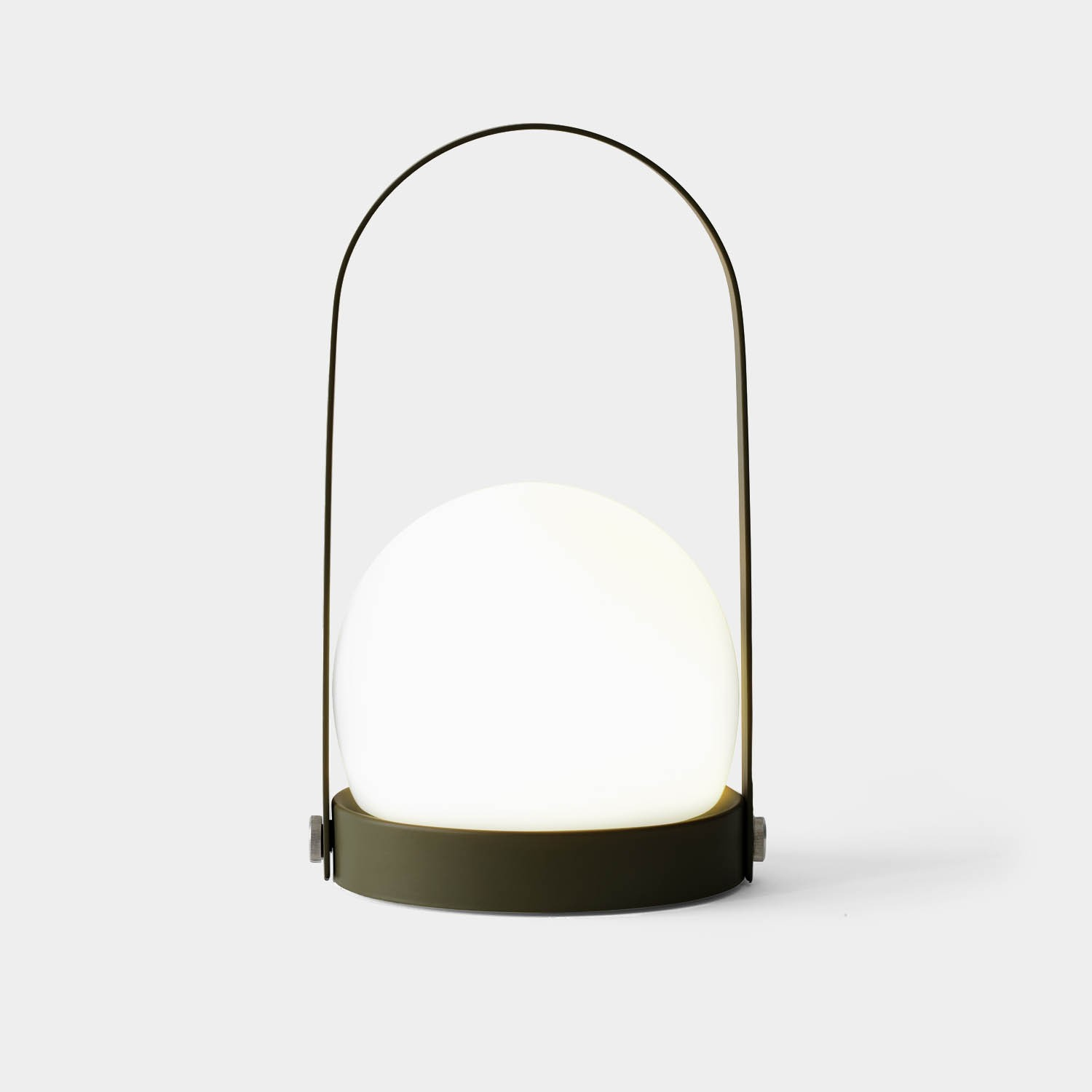 Portable Lamp Carrie, Olive