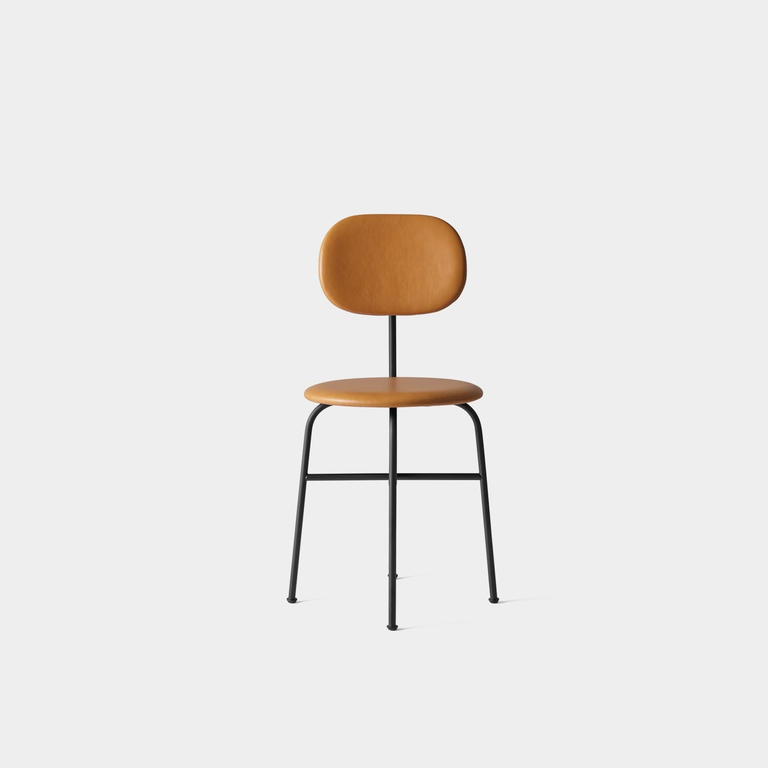 Dining Chair Plus, Cognac Leather