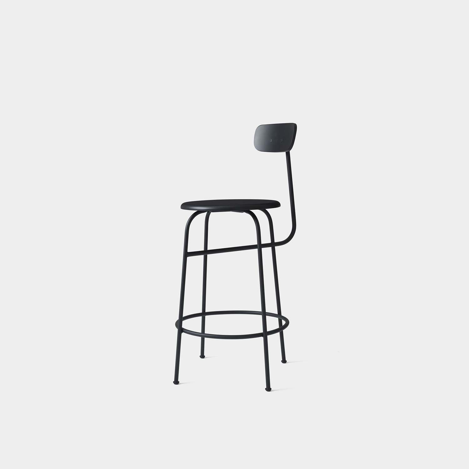 Counter Chair, Black