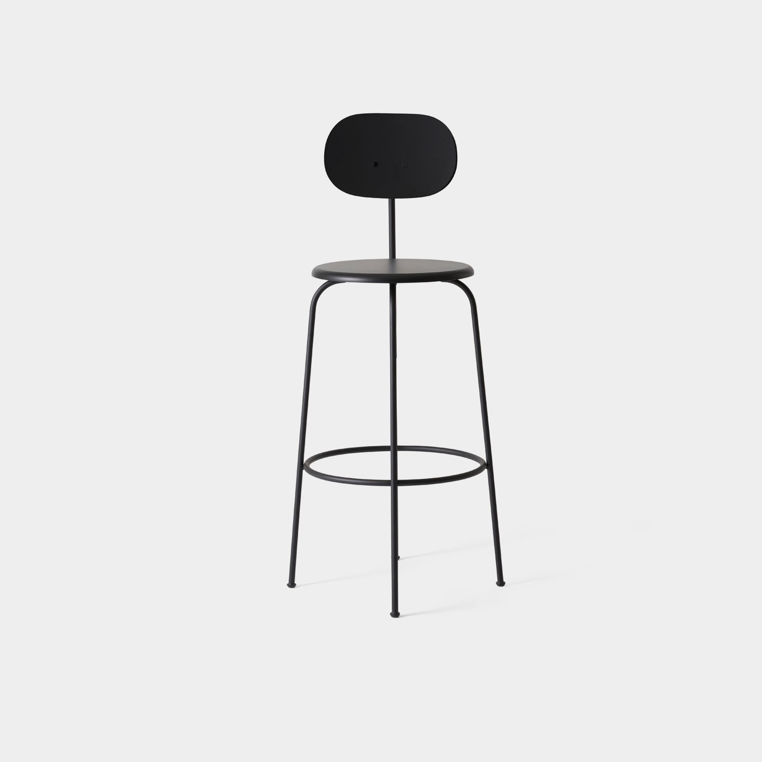 Bar Chair Plus, Black
