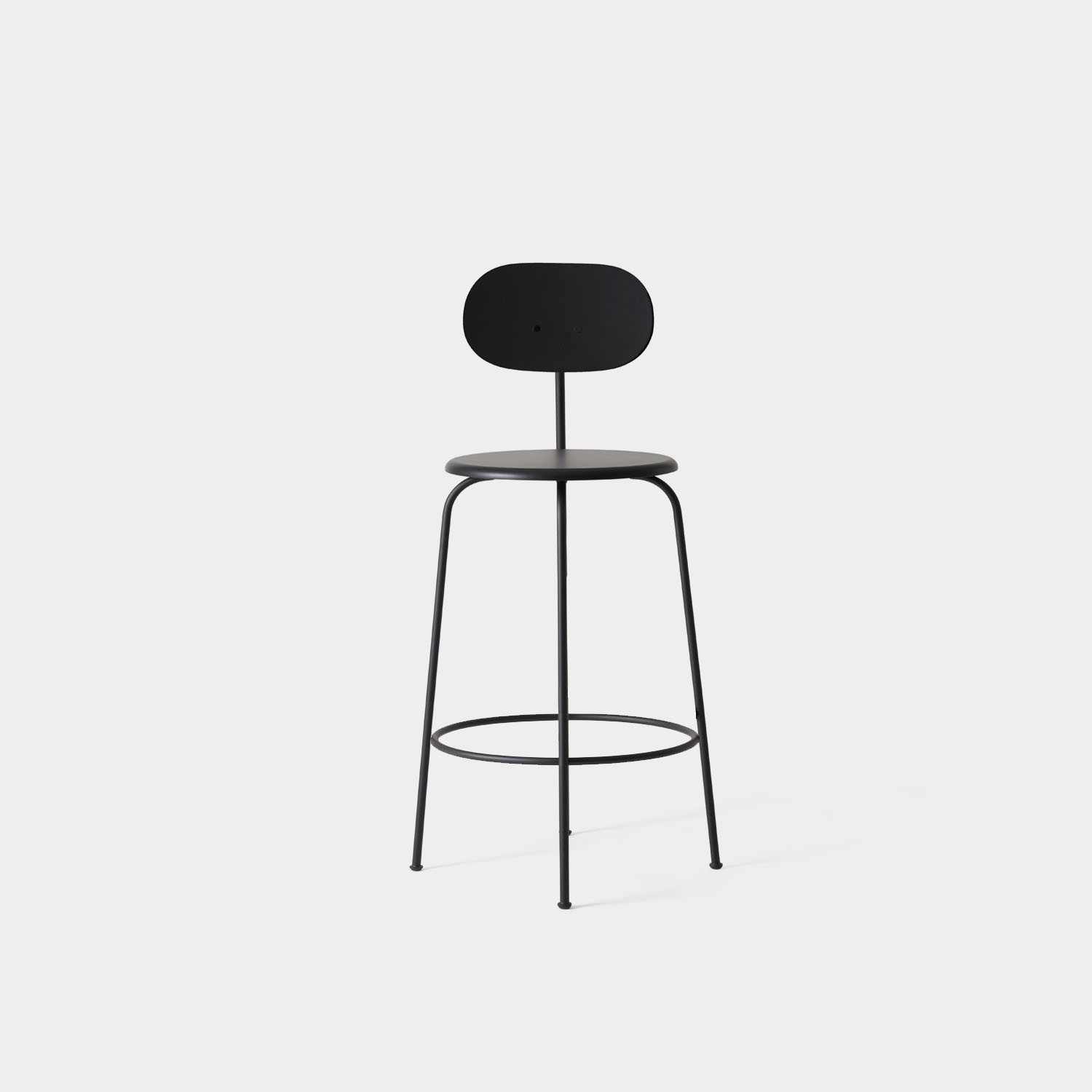 Counter Chair Plus, Black