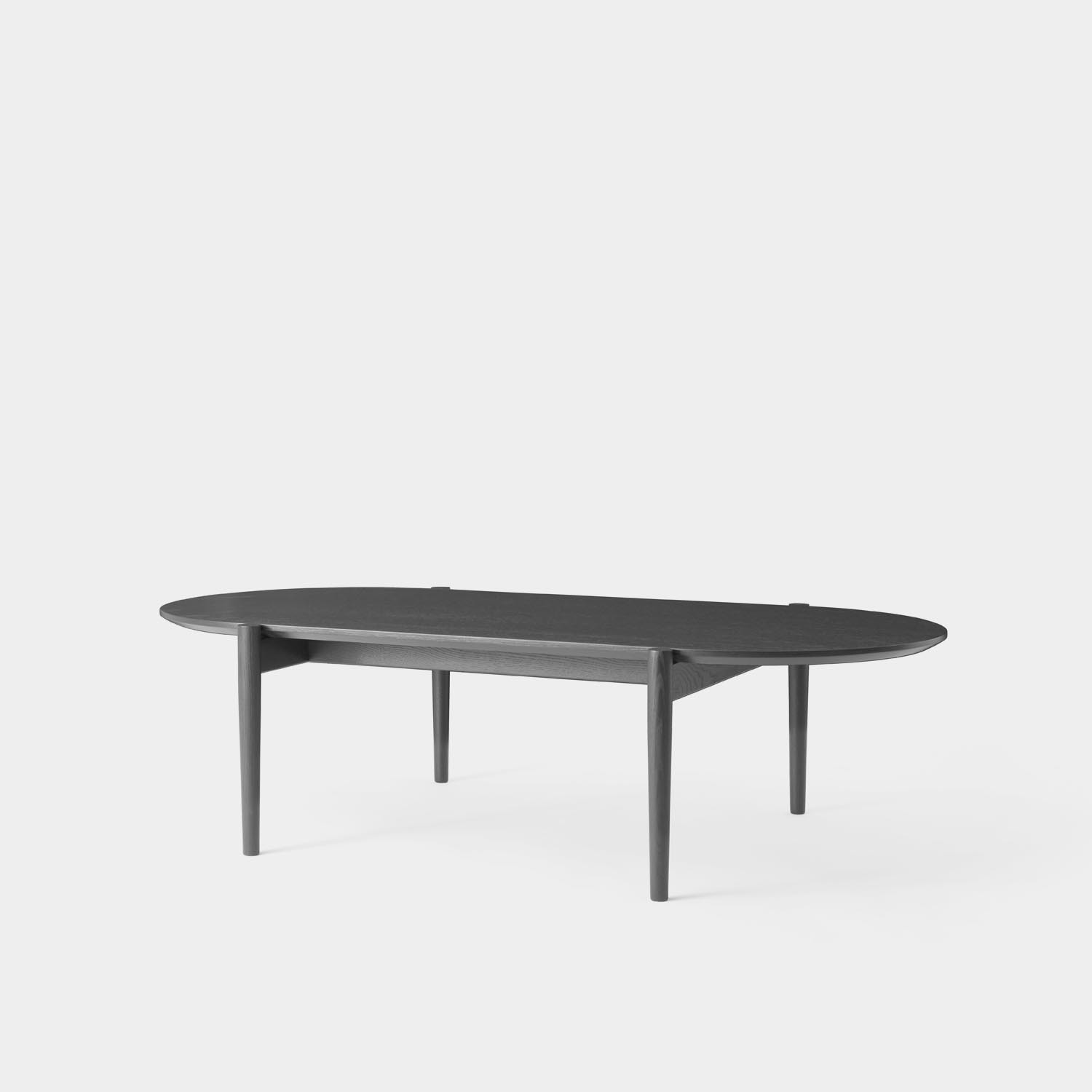 Coffee Table Septembre, Black Ash