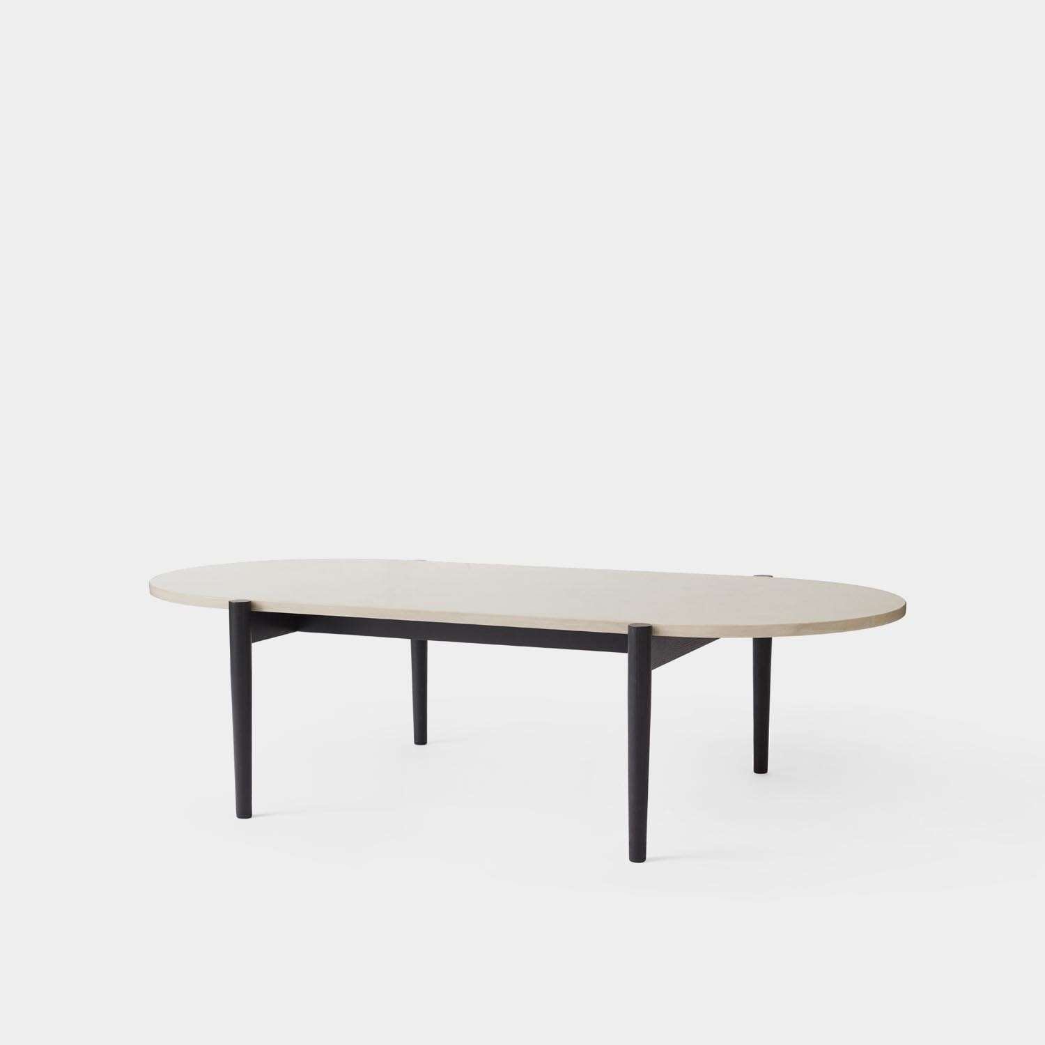 Coffee Table Septembre, Gray Marble