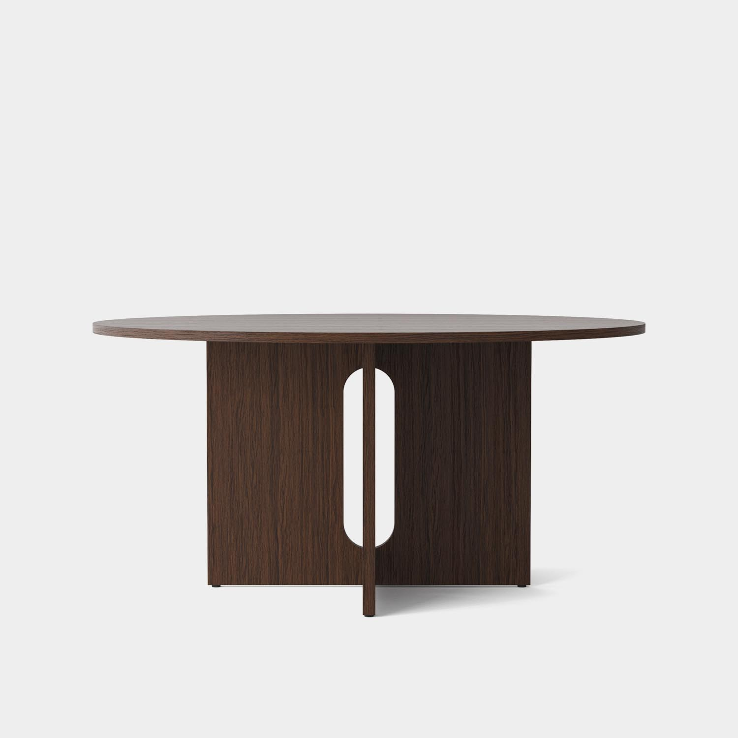 Dining Table Androgyne, Large, Oak Top