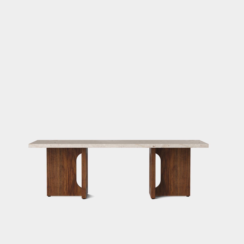 Lounge Table Androgyne, Kunis Breccia Stone Top