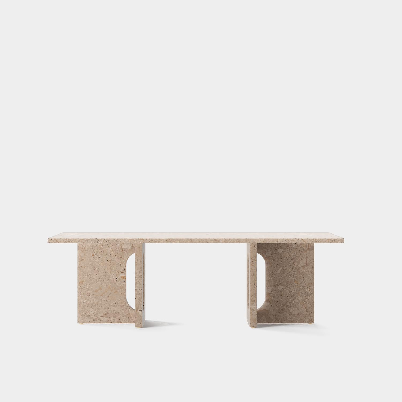 Lounge Table Androgyne, Kunis Breccia Stone