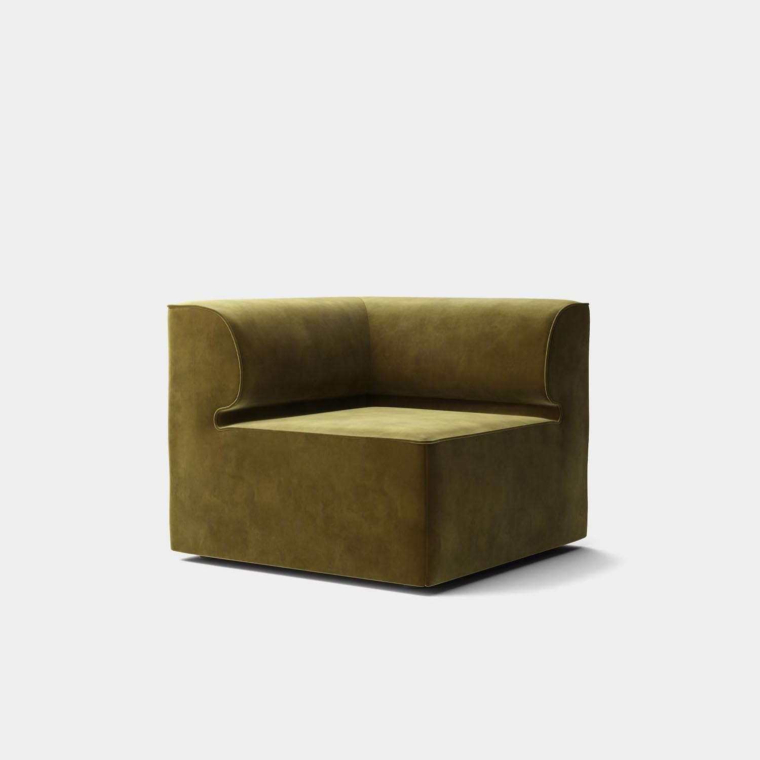 "Eave Modular Sofa, Corner Module 34"", Designer Collection"