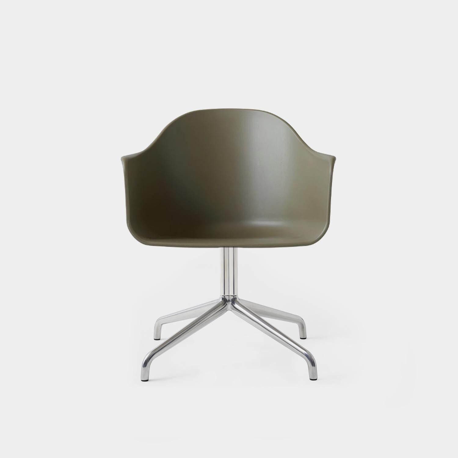 Harbour Chair, Aluminum Swivel Base