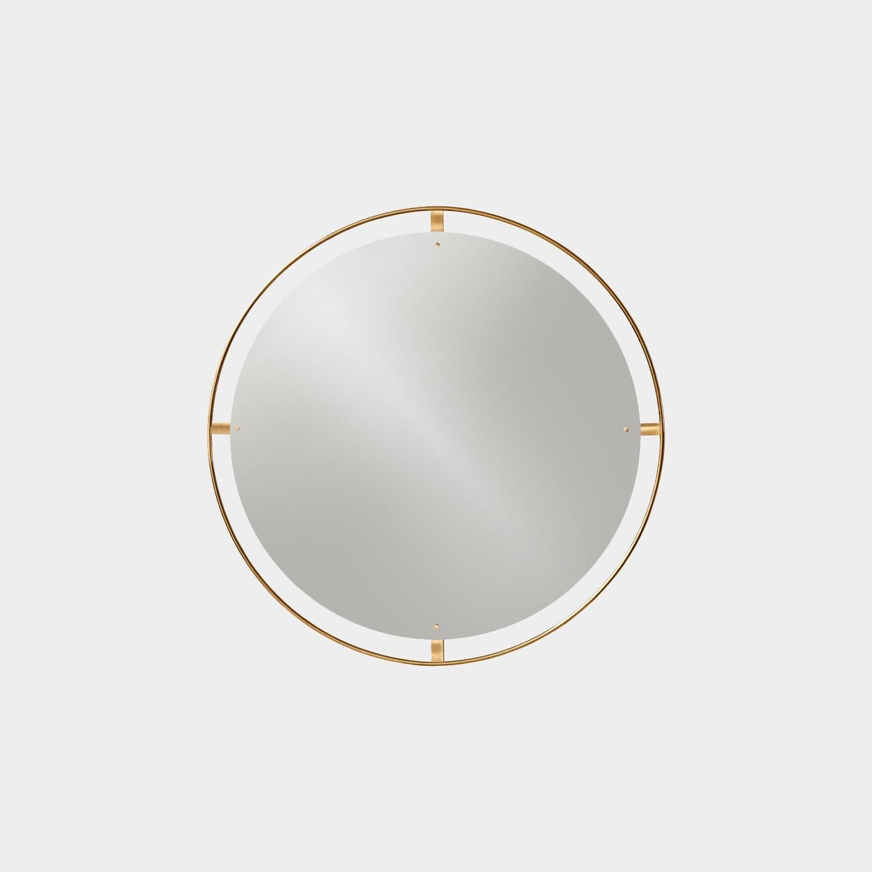Nimbus Mirror, Brass