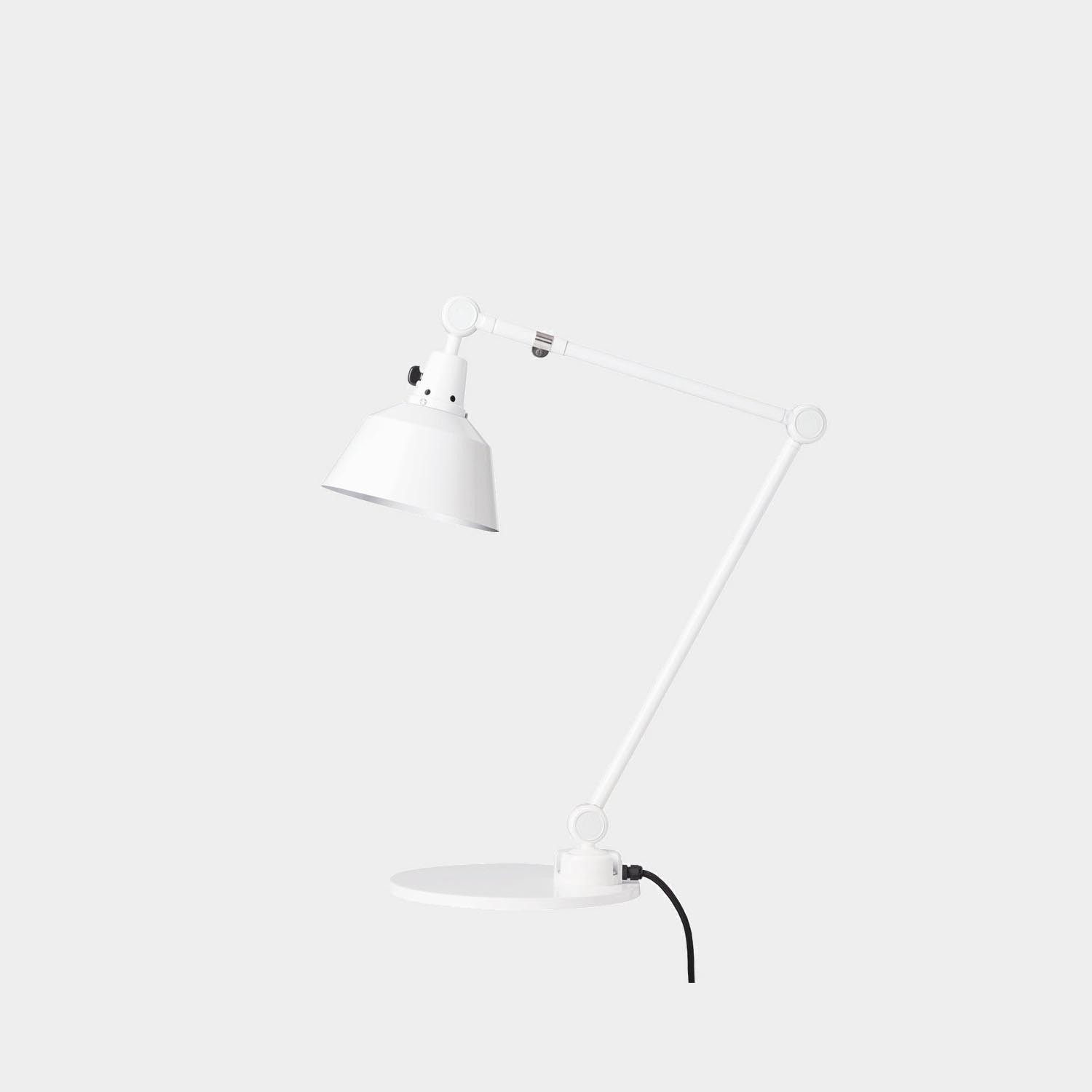 Modular 551 Table Lamp, White