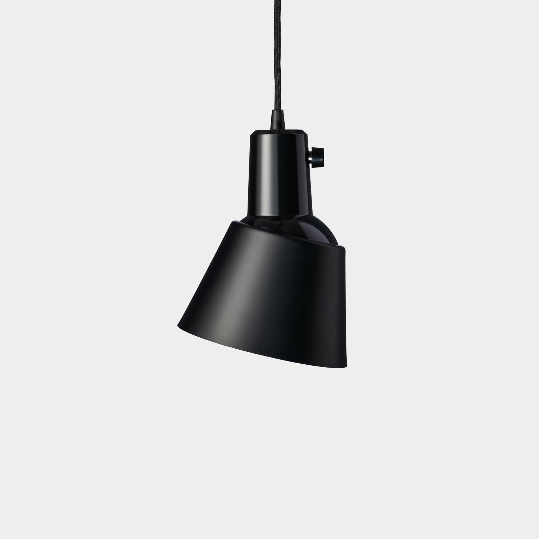 K 831 Pendant Light, Black Matt